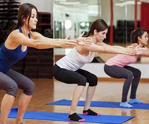 深蹲的好处有哪些?健身必不可少的动作防衰老促进减脂!