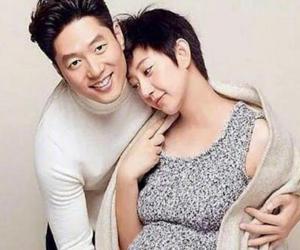 凌潇肃老婆意外撞脸朴灿烈,网友直言:失散多年的姐弟?