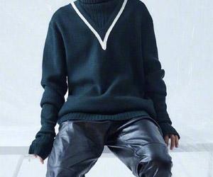 最in皮裤穿搭 只属于你的摇滚潮流