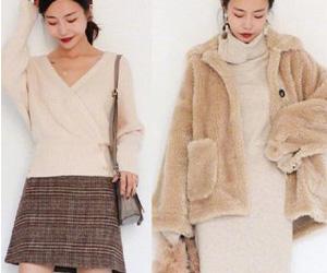 入冬小裙子怎么穿 要风度也要温度