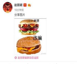 赵丽颖原著改编图 疑似内涵有翡编剧