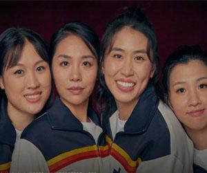 中国女排演员写真 电影令人期待