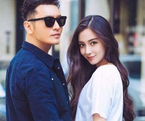 """黄晓明为baby庆生 称呼""""媳妇儿""""破除离婚传言"""