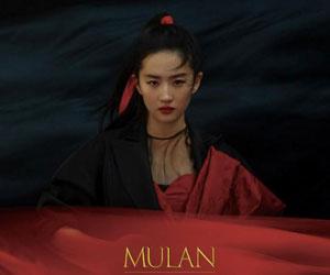 花木兰世界首映礼 中国公主受世界喜爱
