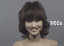 野生辣妹妆 看看那些年的彩妆变迁