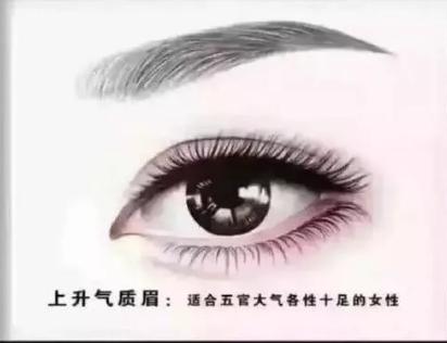 7种眉型图片大全 喜欢哪个就学着画吧