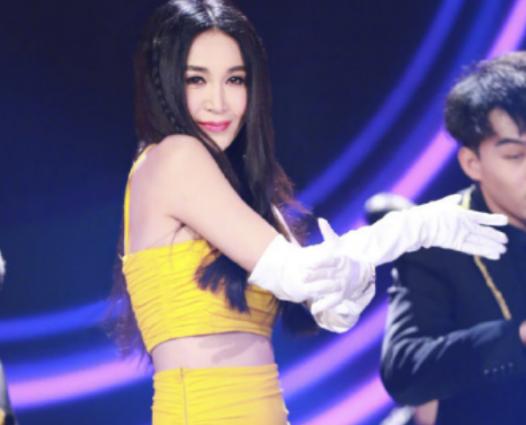 温碧霞有意向参加浪姐2 来期待最美妲己的唱跳舞台吧