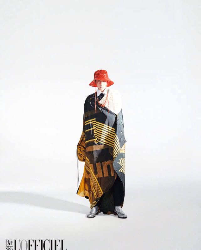 王源小红帽造型