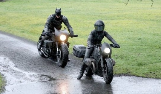 蝙蝠侠片场