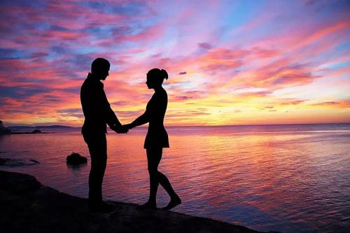 浪漫爱情照片