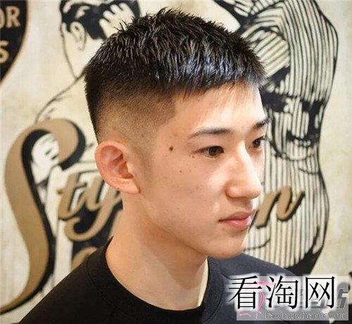 男生发型最新