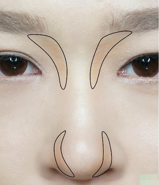 初学者如何画鼻影?看看你是哪种鼻型吧
