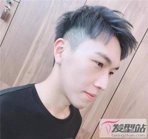 热门型男发型示范 梨泰院同款栗子头