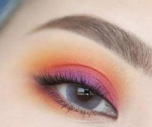 日系眼妆画法-渐变落日式眼妆具体步骤
