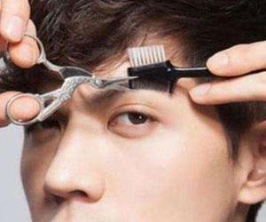 眉毛杂乱怎么办?修剪眉毛的方法
