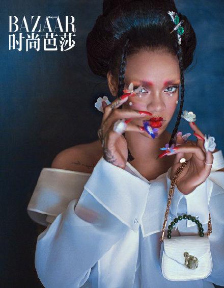 蕾哈娜唐朝造型 网友:果然是最适合中国风的外国人3.jpg