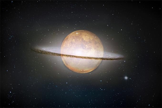 7月10日将出现土星冲日天象 土星即将抵达冲日点附近.jpg
