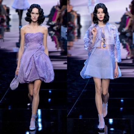 梦幻紫仙女裙 神秘梦幻又无尽浪漫