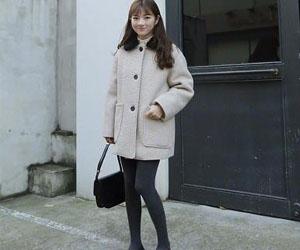 入冬外套这样穿 时尚又保暖