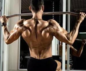 背部肌肉锻炼方法 拥有一个完美的躯体