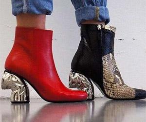 易拉罐高跟鞋 银色有点酷
