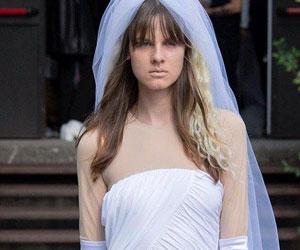 卫衣也能做婚纱?这神奇的时尚方向啊