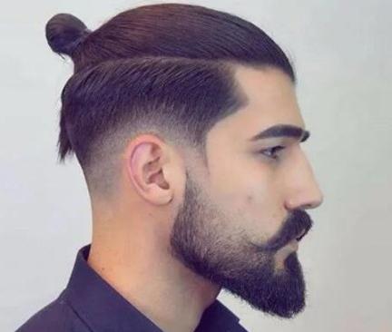帅气型男渐变发型 尽显时髦男神风范