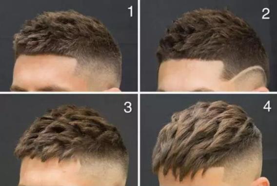 欧美男士发型精选 最新男生发型名称大全