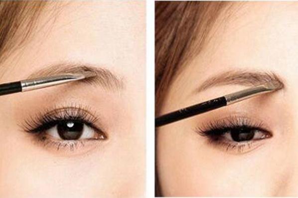 教程│不化妆可以,不画眉不行!手把手教你画自然眉妆