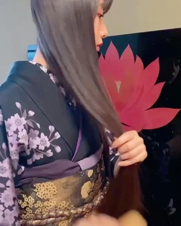 木村心美和服
