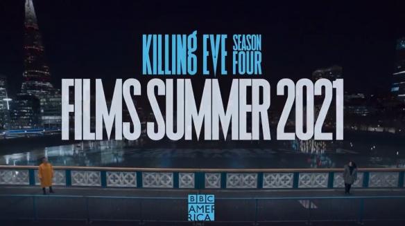 《杀死伊芙》将在第四季完结 2022年播出最终季