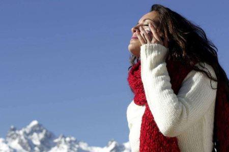 女人冬季护肤的两个诀窍