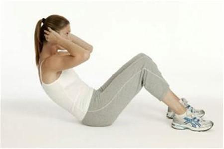 仰卧起坐可不可以减肥