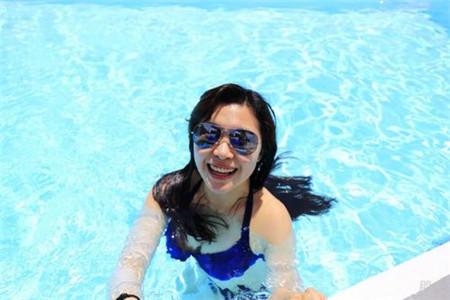 夏季游泳减肥注意做好四件事