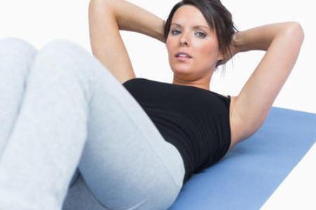 女人瘦肚腩的三个好方法