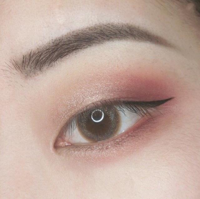日常单眼皮眼妆小技巧,教你四步上手化出精致眼妆