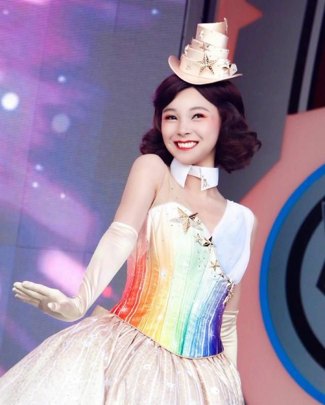 创造101陈语嫣在迪士尼工作 换一个舞台继续发光