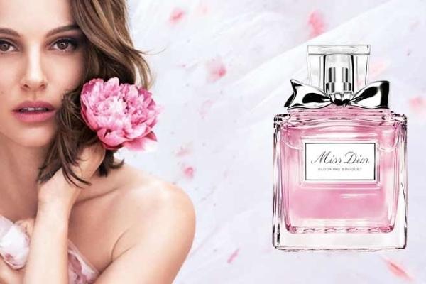女士香水选择