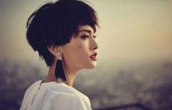 杨丞琳短发