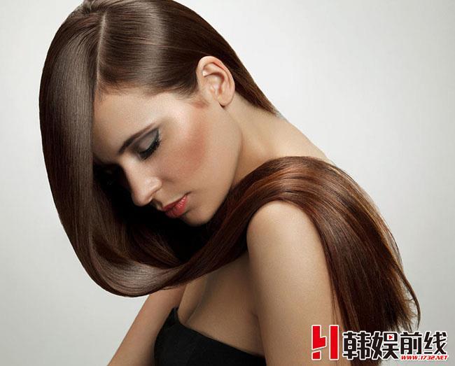 怎样护理拉直的头发 5步护发拥有一头柔顺黑长直