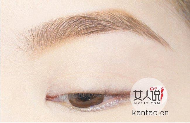 女性各种眉毛形状 8种不同眉形!爱美人士必收藏