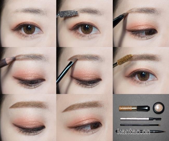 新手怎么画大地色眼影 基础入门眼影画法初学者必备技能