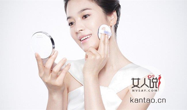 淡妆化妆技巧 淡妆能让您拥有清晰的女神气质