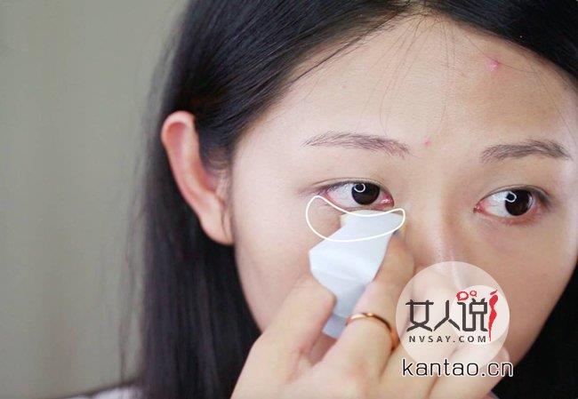 黑眼圈怎么遮瑕 彩妆达人来支招帮您快速遮盖黑眼圈