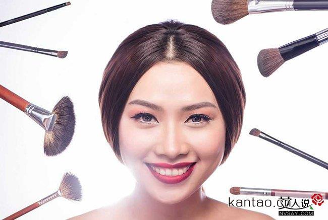 怎样化彩妆 掌握化彩妆步骤化出迷人娇艳妆容