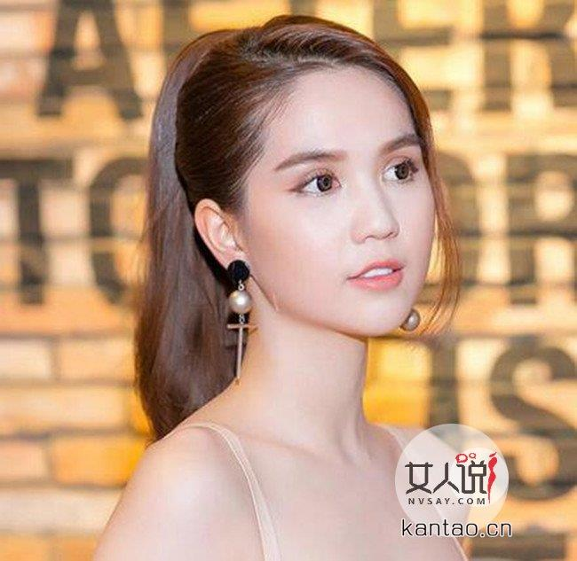 越南第一美女惊艳全球 巨乳肥臀前凸后翘让人目瞪口呆
